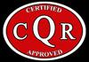 graphic of CQR - Crystal Quantum Radio logo